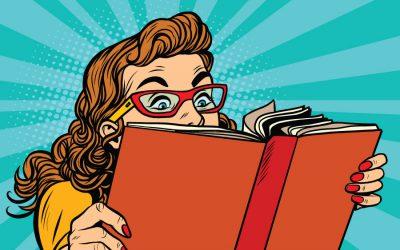 ¿Conoces al monstruo de la lectura?